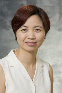 Headshot of Ying Ge