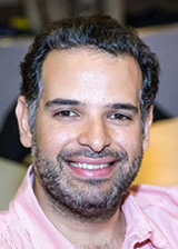 Headshot of Ahmed Mahmoud