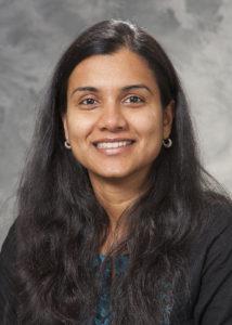 Headshot of Rupa Sridharan