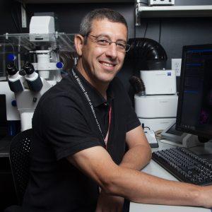 Headshot of Barak Blum