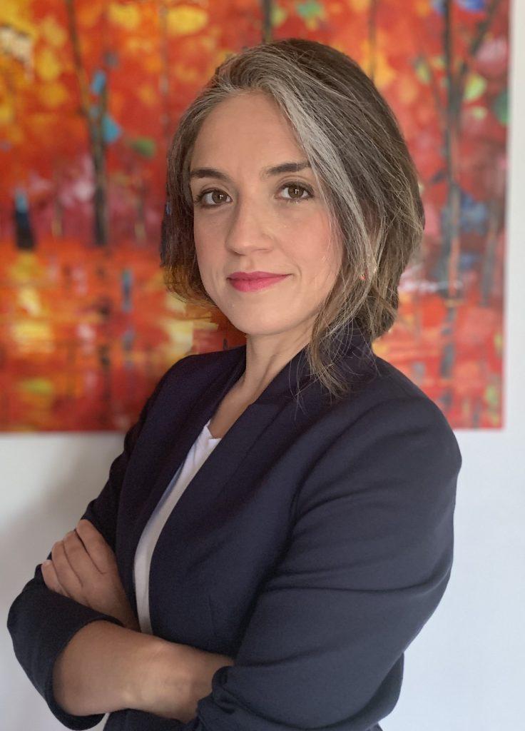 Headshot of Dr. Valentina Lo Sardo