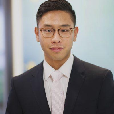 Headshot of Andrew Tak