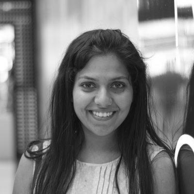 Headshot of Charu Mehta