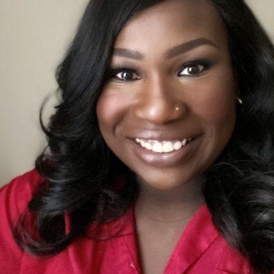 Headshot of Damola Elujoba-Bridenstine
