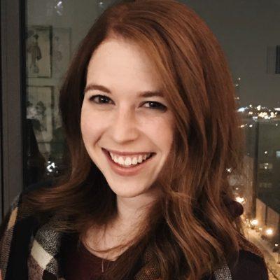 Headshot of Rebecca Schiavo