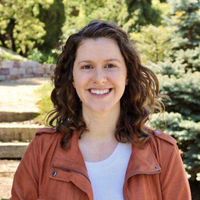 Headshot of Rebecca Salamon