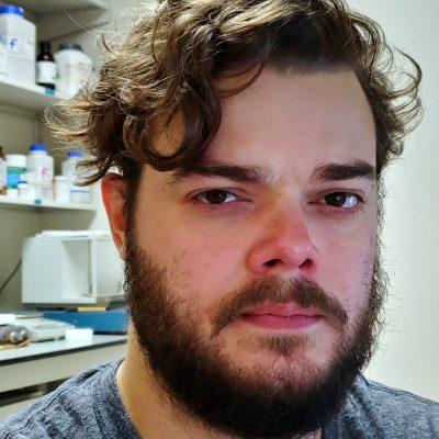 Headshot of Spencer Tye